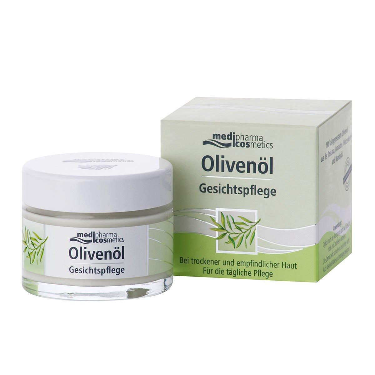 Dr.Theiss Olivenöl Gesichtspflege Gesichtscreme, 1er Pack (1 x 50 g) 1865133