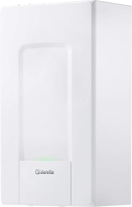 BERETTA Caldera Condens Exclusive 30 C Met para interior/exterior/empotrado, color blanco