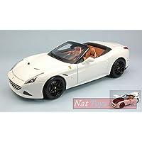 Burago BU16904W Ferrari California T Open 2014 White