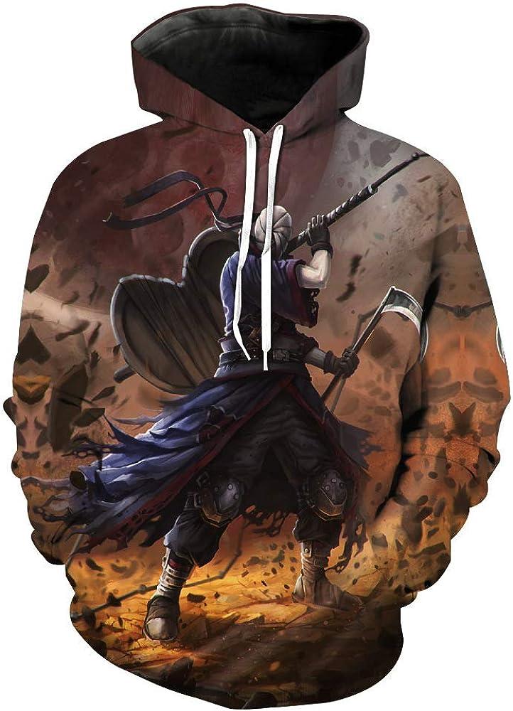 HHBY Naruto Hoodies Print Zipper Sweatershirt Sweaters Men Jackets Women Coats