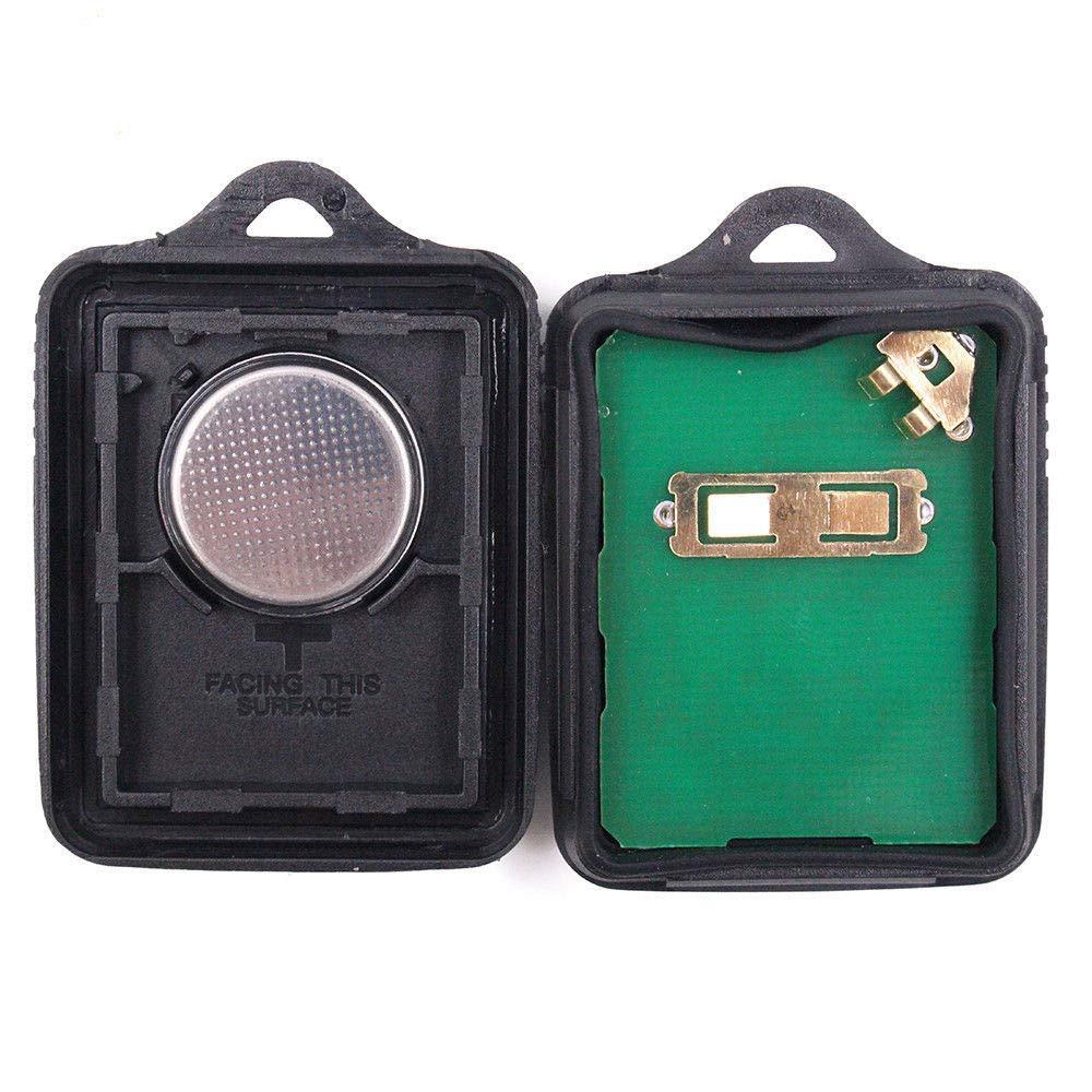Remote Key Fob 3 Button for Mazda 2001-2006 Mazda Tribute CWTWB1U212