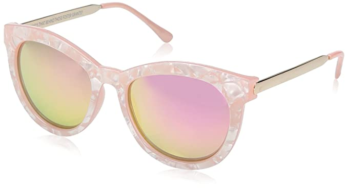 157fc6931c73d Image Unavailable. Image not available for. Color  Item 8 Sp.1 Cateye Milky  Pink Women s Designer ...