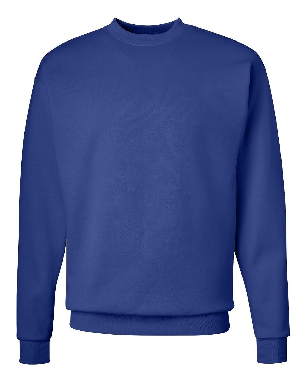Hanes ComfortBlend? EcoSmart? Men`s Crew Sweatshirt - Best-Seller!