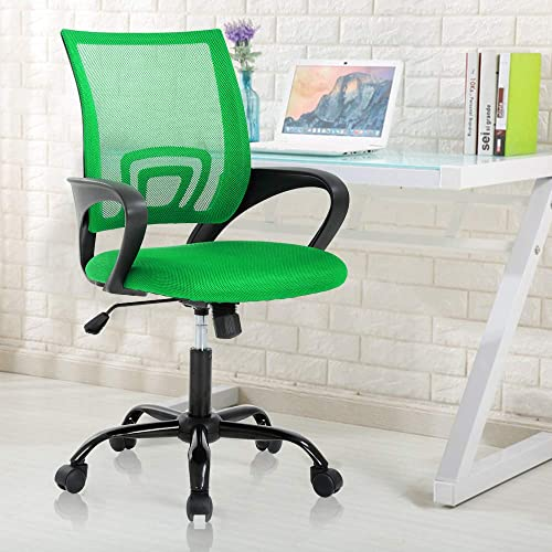 Mesh Office Chair Mid Back Executive Desk Chair,Computer Desk Chair