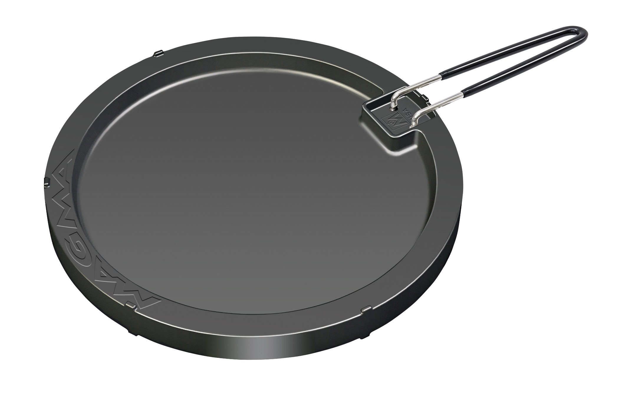 Magma Products, A10-196 Reversible Non-Stick Griddle, 11-3/4'' Dia