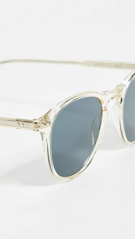Amazon.com: GARRETT LEIGHT Hampton 46 - Gafas de sol para ...