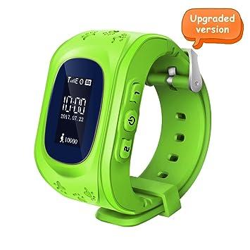 Witmoving Childrens Smartwatch Reloj Infantil Pulsera ...