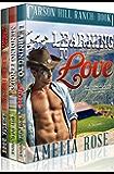 Contemporary Cowboy Romance  3 Book Box Set