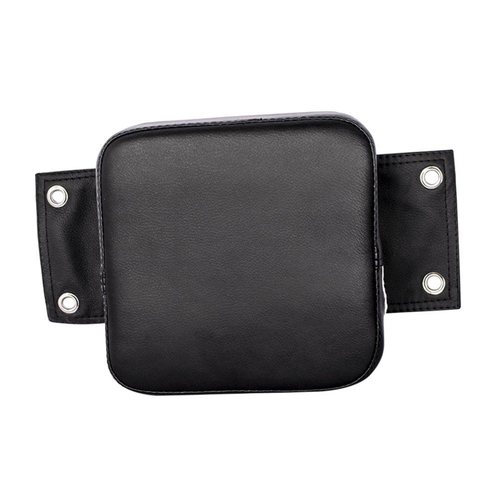 Yeshi Durable bolsa de pared Meta Pad boxeo Lucha Sanda Taekwondo formación punch bolsa, negro