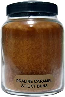 product image for A Cheerful Giver Praline Caramel Sticky Buns Baby Jar Candle, 6-Ounce