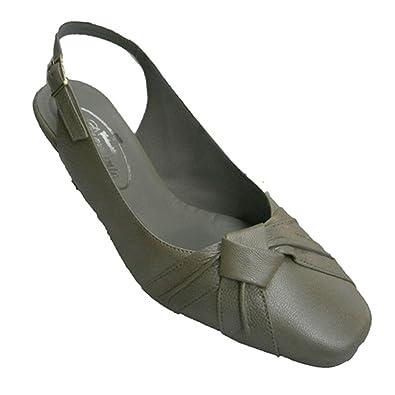 Pomares Vazquez Chaussure de sport talon moyen tige haute avec une frange brun moyen taille 35 aPMys