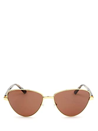Balenciaga Luxury Fashion Mujer BB0011S002 Oro Gafas De Sol ...