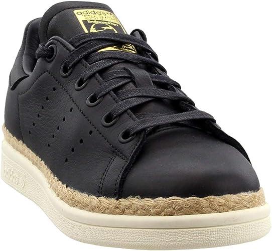 Adidas Stan Smith New Bold Décontracté pour femme, Noir ...