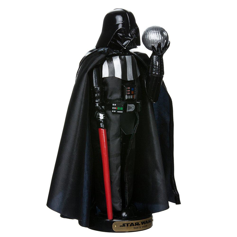 Kurt Adler SW6163L 13'' Star Wars Hollywood Darth Vader Nutcracker