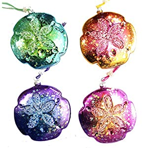 61Q-SQa3vwL._SS300_ 100+ Best Seashell Christmas Ornaments