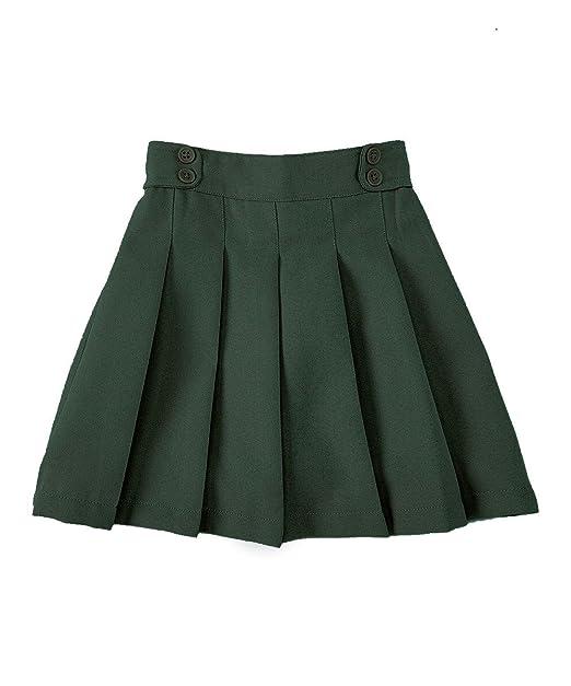 Amazon.com: Unik Girl - Falda plisada para patinete (talla 5 ...