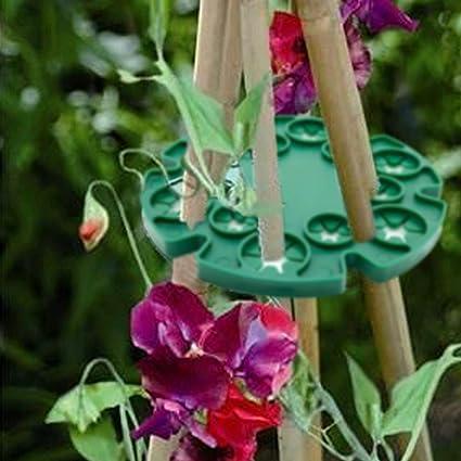 ManLee Caña de Bambú Wigwam Grips 5pcs Soporte para Bastón de ...