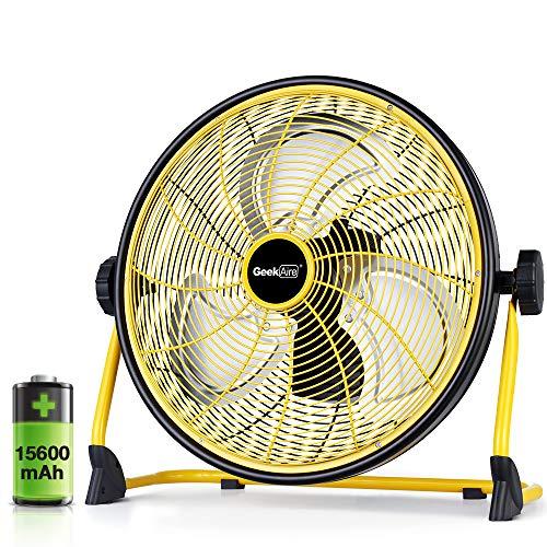 outdoor fan battery - 3