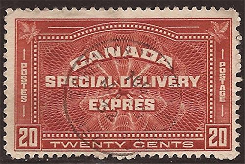 Canada - 1930 20c Special Delivery - - Scott - Delivery Canada Usps