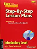 Step-by-Step Lesson Plans, Jenni Currie Santamaria and Jayme Adelson-Goldstein, 0194398471