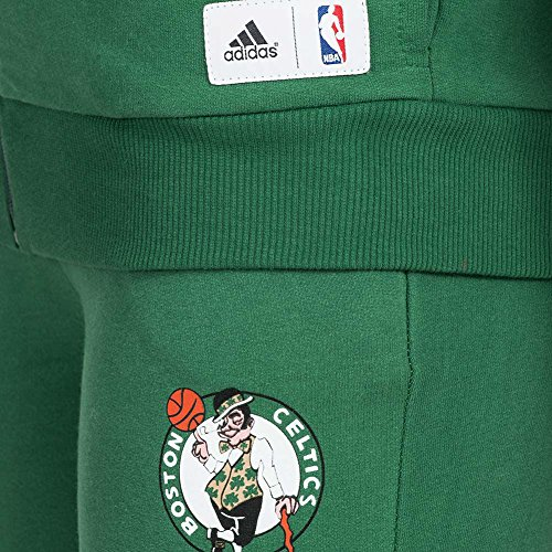 ADIDAS Survetement Basket-Ball NBA Boston Celtics Enfant Garçon 128 cm - 128 cm