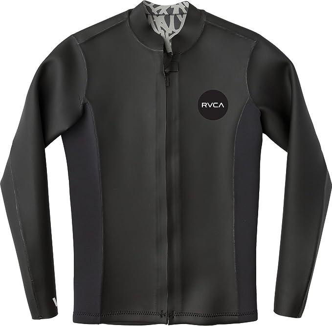 Amazon.com: RVCA Men s cierre frontal licuado traje de ...