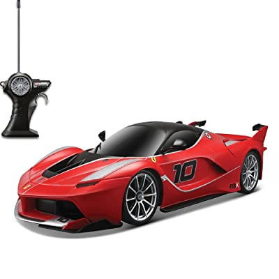 Maisto R/C 1: 14 Scale Ferrari Fxx-K Radio Control Vehicle 81274: Toys & Games