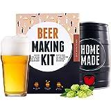 Kit para elaborar Cerveza Artesanal IPA en Casa 5L - Producto de Alemania - Disfruta tu Cerveza en sólo 7 días - Regalos…