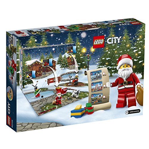 LEGO City 60133 - LEGO City Adventskalender by LEGO (Image #1)
