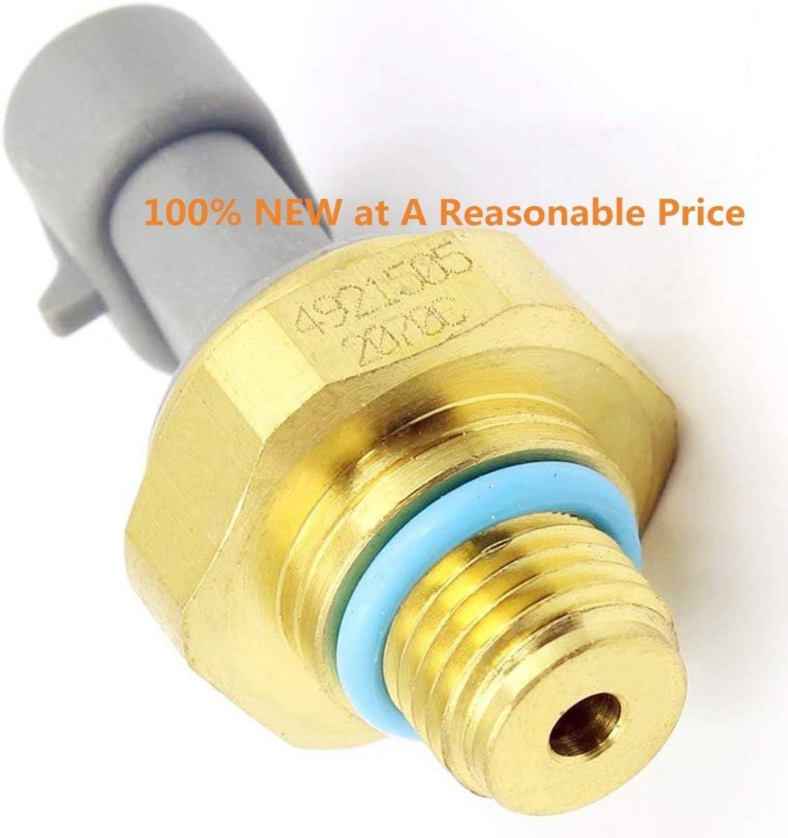 Map Sensor Turbocharger Boost Sensor for Dodge Ram 2500 3500 2000-2002 5.9L Cummins Diesel Turbocharged Replaces 4921505 Supreme Quality