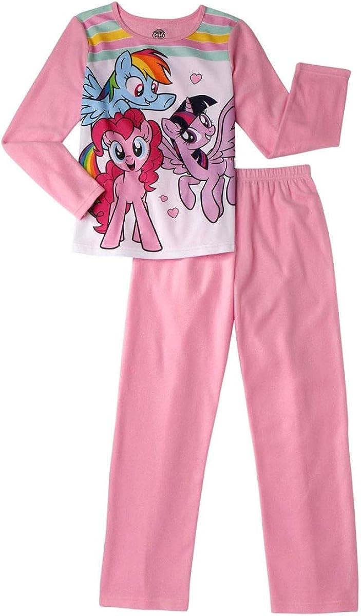 Girls my little pony Nightdress Sleepwear unicorn Nightie  Pyjamas Set