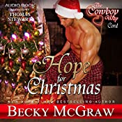 Hope for Christmas: Cowboy Way, Book 1 | Becky McGraw