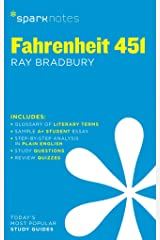 Fahrenheit 451 SparkNotes Literature Guide (SparkNotes Literature Guide Series) Paperback