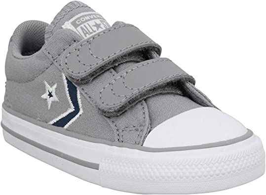 chaussures fille toile converse