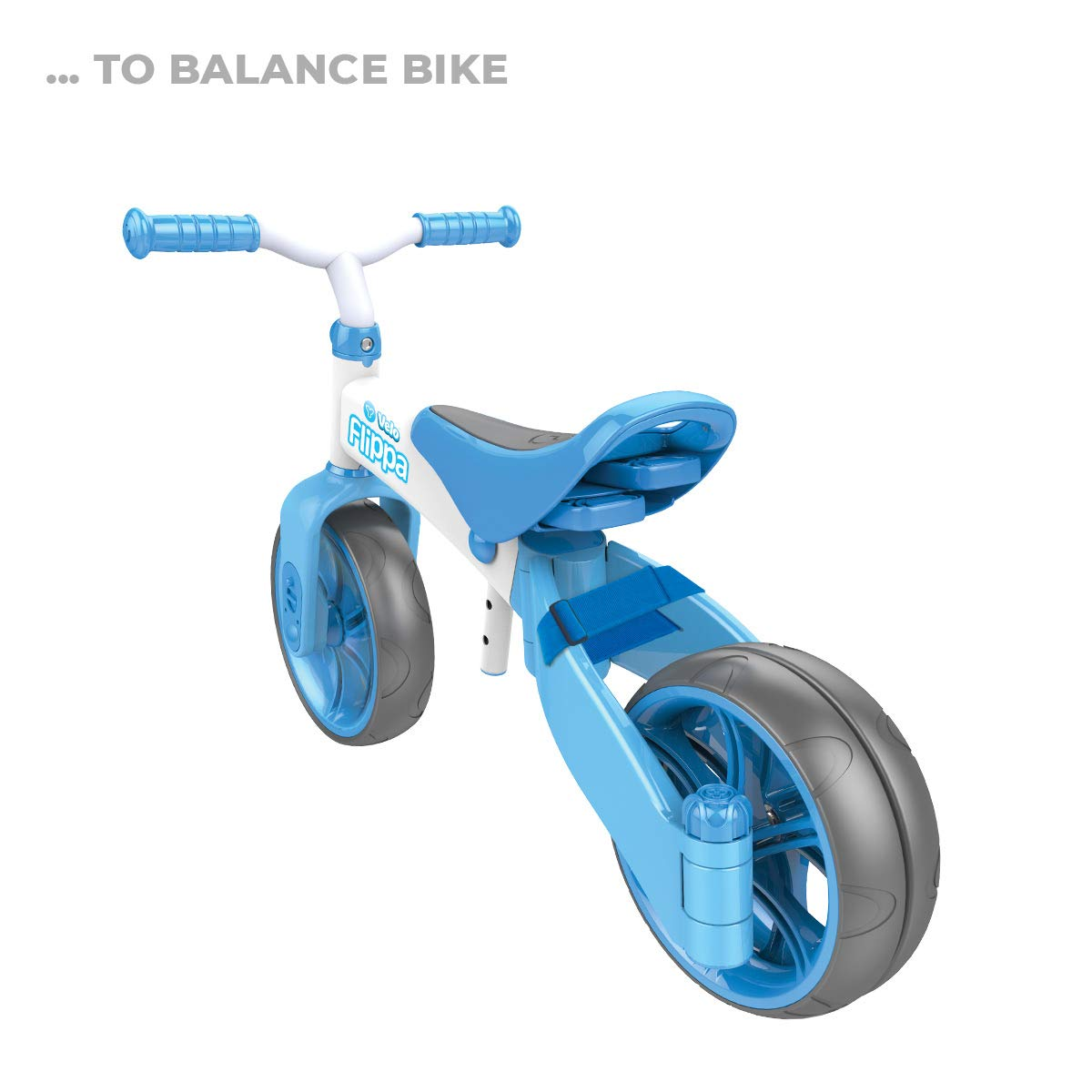 Children Scooter Bicycle 4-in-1 Kids Multi-function Balance Bike For 2-5 Years
