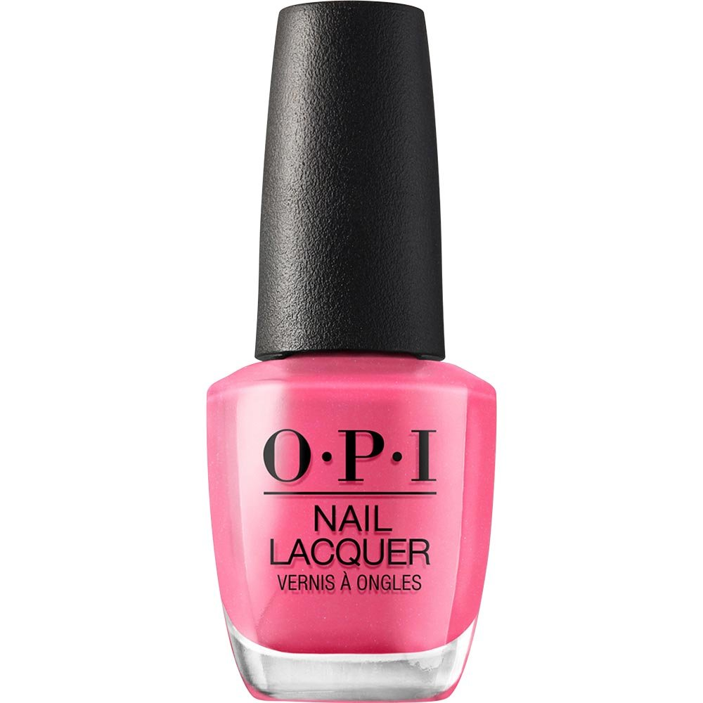 Amazon.com: OPI Nail Lacquer, Hotter than You Pink, 0.5 fl. oz ...