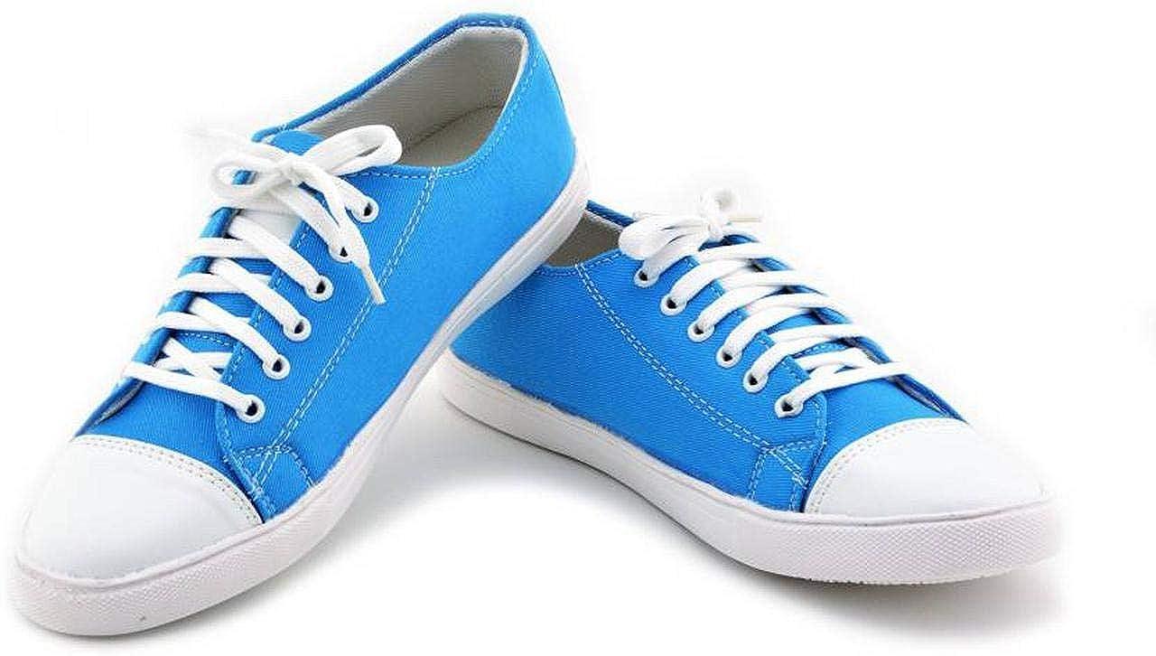 Denim Canvas Shoes for Men