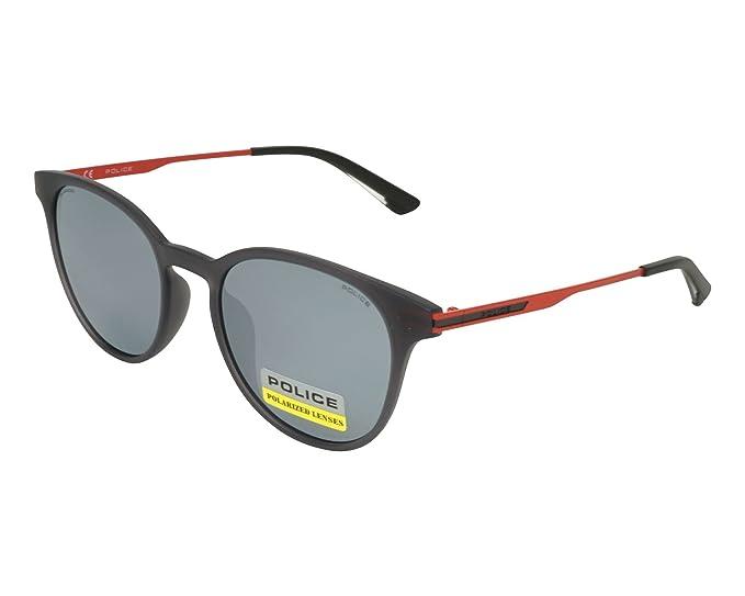 Amazon.com: Police anteojos de sol Sumertime 1 (spl-718 I41 ...