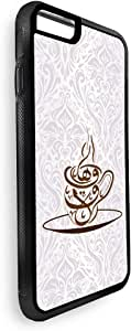 coffee time Printed Case for iPhone 6 Plus