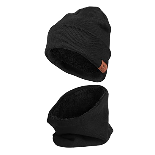 bc521ef5973 Mens   Womens Winter Skull Cap Scarves Thermal Protection Slouchy Baggy Hat