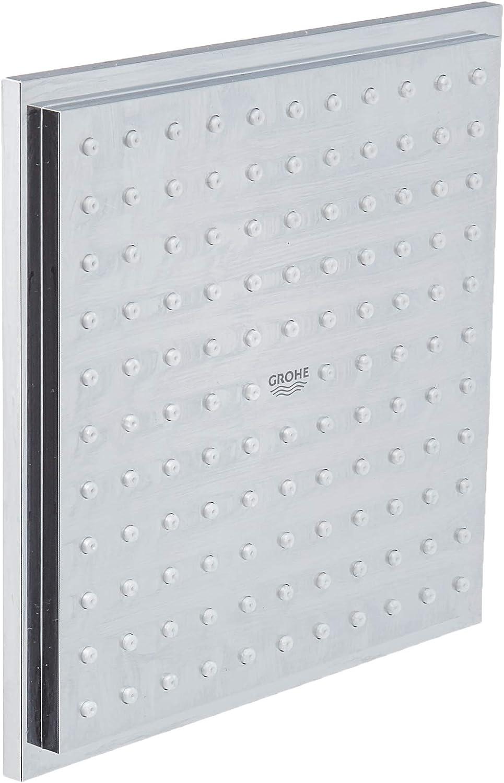 7,4x28,5 x17 Stick Teleducha 1 Chorro Grohe Euphoria Cube Metal Cromo Chrome