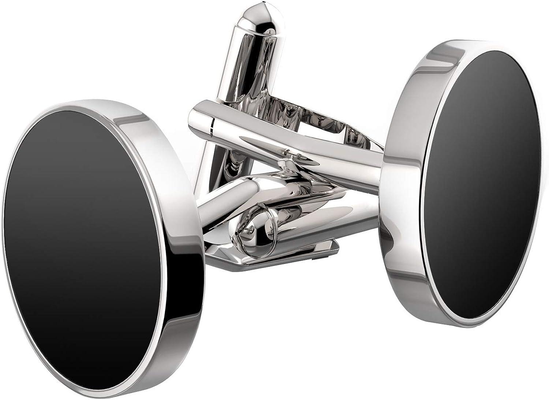 Classic Mens Cufflinks|Stainless Steel Cufflinks|Square Steel Cufflinks|Vinatge Cufflinks