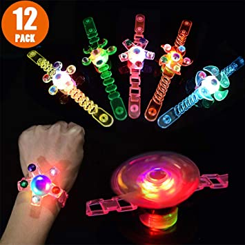 Amazon.com: Favores de fiesta para niños, luz LED, juguetes ...
