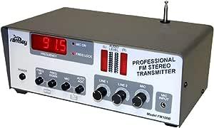 Super Pro FM Stereo Radio Station 1 WATT, Assembled - EXPORT ONLY
