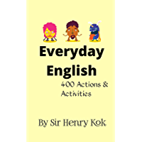 Everyday English 400 Actions And Activities (English Edition)
