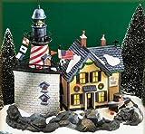 New Department 56 New England Village Trinity Ledge Lighthouse