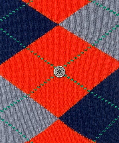 King Burlington 8986 Cotton Chaussettes Multicouleurtucano Hommes PXnwO0k8