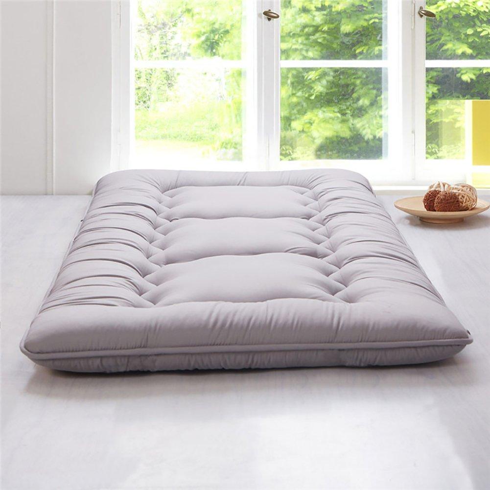 洗える 印刷 とろみ マットレス,畳 学生 折りたたみ式ベッド フローリング ピンセット-B 90x200cm(35x79inch) B07FTSYK7W B 90x200cm(35x79inch)