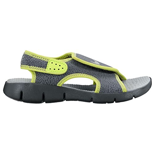 4676c1957a2e Nike Sunray Adjust 4 Big Kids Style  386518-013 Size  12 Y US  Buy Online  at Low Prices in India - Amazon.in
