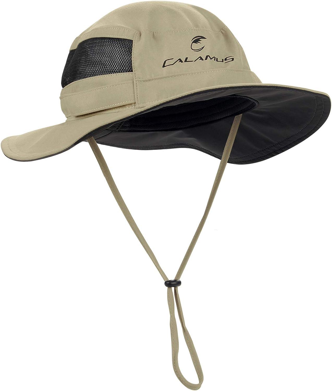 Calamus UPF 50 Boonie Sun Hat– Sun Protection Hat, Fishing Hat, Hunting Hat